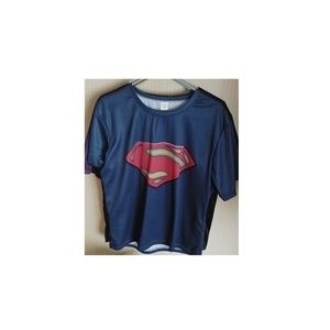 Superman muscle T